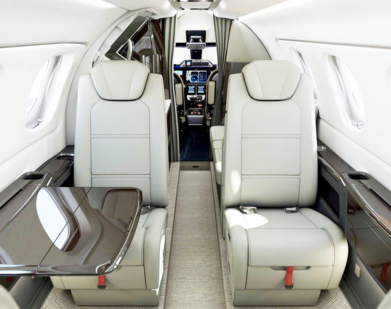 Sydney Jet Charter Phenom 300