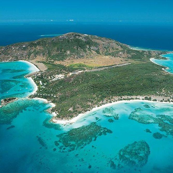 Flights from Brisbane to Lizard Island