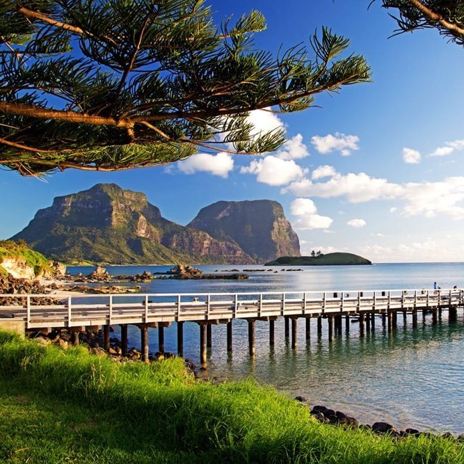 Flights from Brisbane to Lord Howe Island
