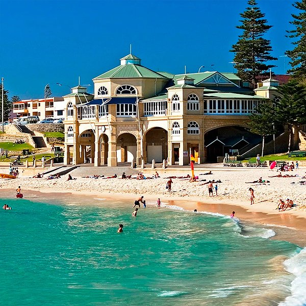 Cottesloe Beach Perth Things To Do