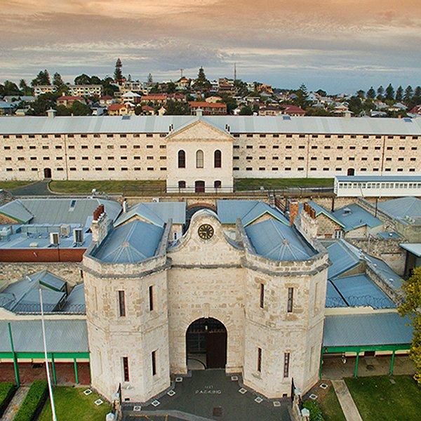 Fremantle Prison in Perth