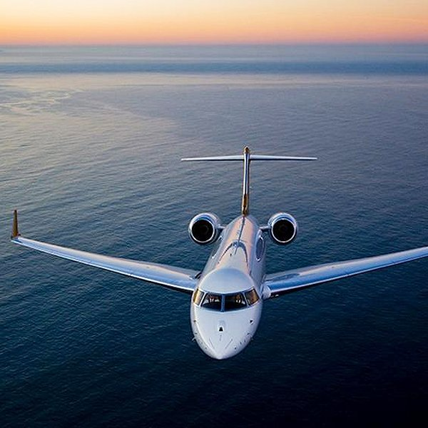 Perth Based Global Express Private Jet