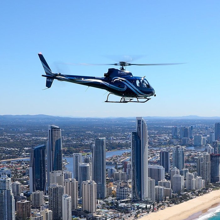 Surfers Paradise Helicopter Charter Flights