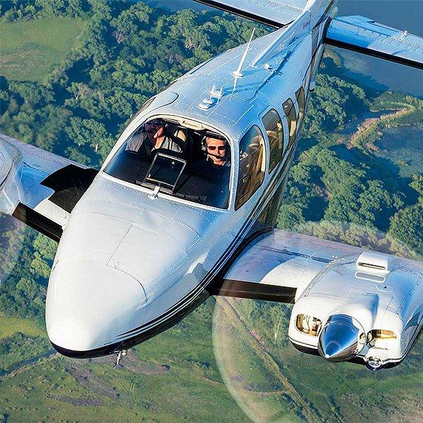 Perth Light Aircraft Charter Flights