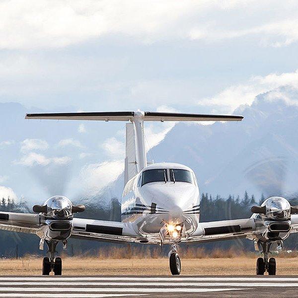 Perth Turboprop Charter Flights King Air B200