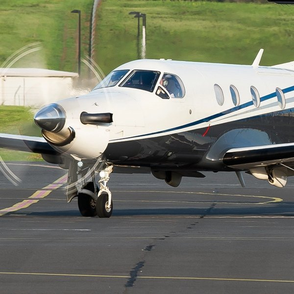 Charter Flights in Perth PC-12