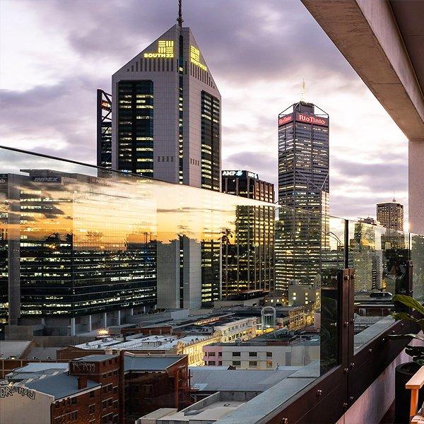 QT Perth Accomodation