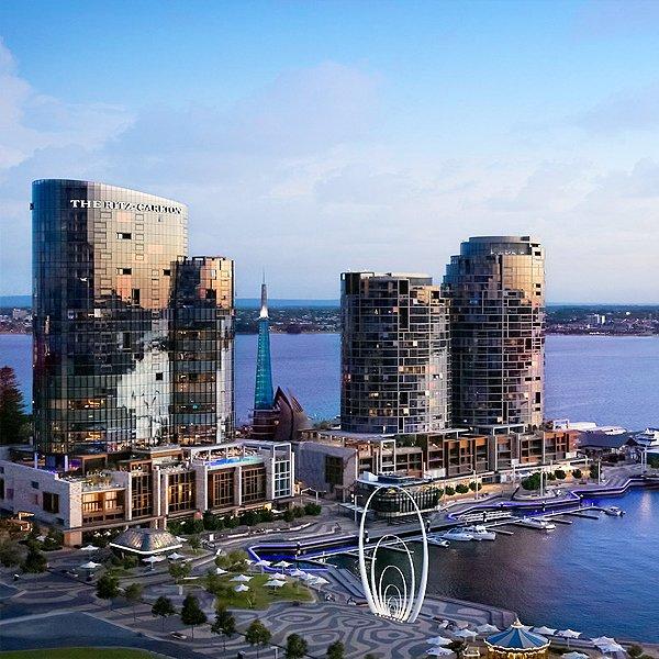 The Ritz Carlton Perth 5 Star Accomodation