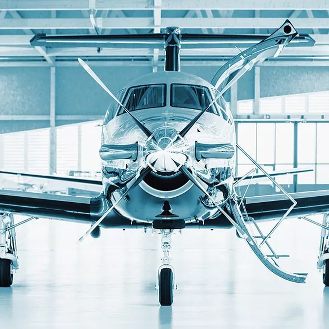 Turboprop Private Plane Charter